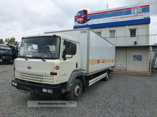 1997 Nissan Eco T 160 130 Cello Truck Over 7 5t Box Photo