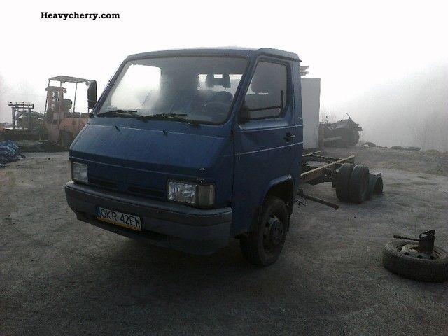 Nissan 3 0 DO TRADE TANIO zabudowy 1995 Chassis Truck   # Plyta Gazowa Do Zabudowy Tanio