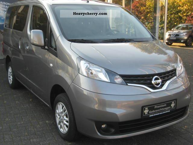 nissan nv200 evalia 2011 other vans trucks up to 7 photo and specs. Black Bedroom Furniture Sets. Home Design Ideas
