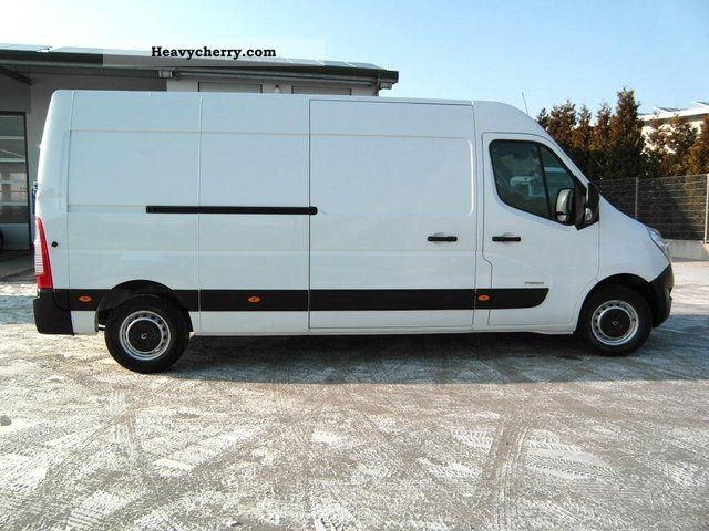 renault master l3h2 maxi kasten new climate model 5 2010 box type delivery van high and long. Black Bedroom Furniture Sets. Home Design Ideas