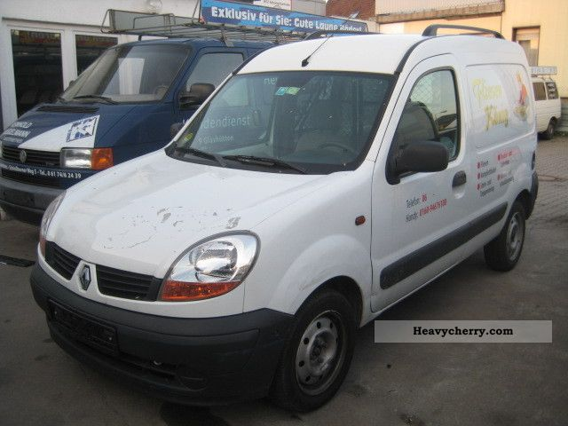 renault kangoo 1 5 dci 2005 box type delivery van photo and specs. Black Bedroom Furniture Sets. Home Design Ideas