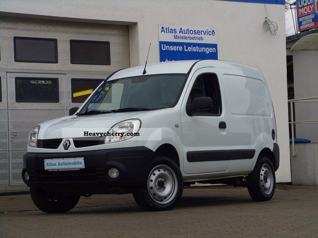 renault kangoo rapid 1 6 16v 4x4 wheel air standheiz. Black Bedroom Furniture Sets. Home Design Ideas