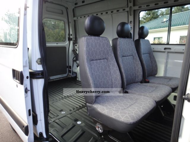 Renault Master Dci 100 6 Seats Air Conditioning 2006 Box