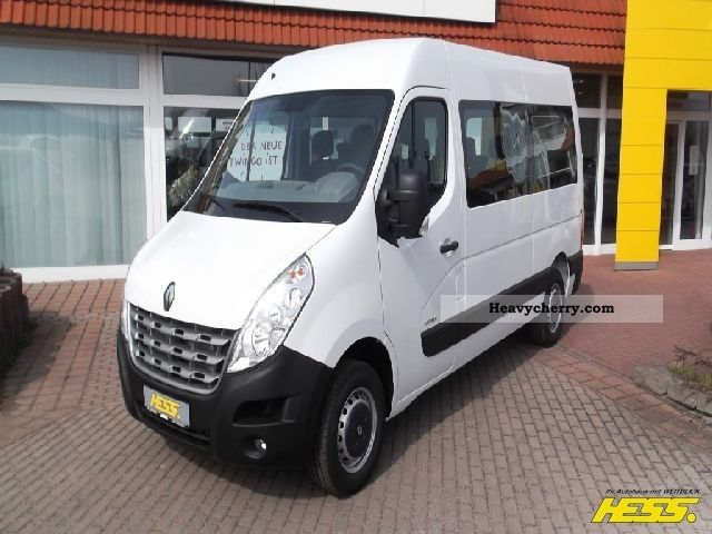 renault master dci 125 fap l2h2 2012 box truck photo and specs. Black Bedroom Furniture Sets. Home Design Ideas