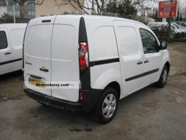 renault kangoo express express nouveau 1 5 dci 85 2008 box. Black Bedroom Furniture Sets. Home Design Ideas