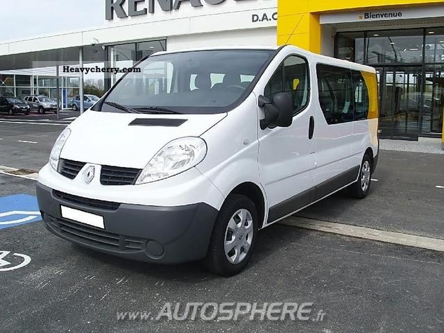 renault trafic l2h1 2 0 dci90 1200 kg authentiqu 2010 box type delivery van photo and specs. Black Bedroom Furniture Sets. Home Design Ideas