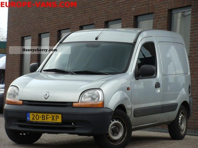 renault kangoo express 1 9d 10 2002 2002 box type delivery van photo and specs. Black Bedroom Furniture Sets. Home Design Ideas