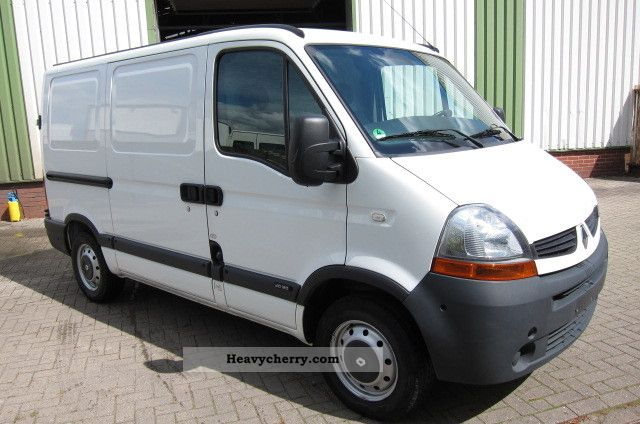 renault master dci 120 standheizung 75000km 7500 net 2007 box type delivery van photo and. Black Bedroom Furniture Sets. Home Design Ideas
