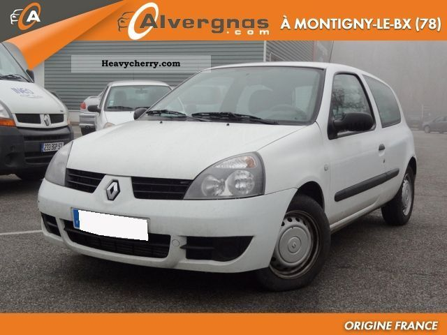 2006 renault clio ii symbol 1 5 dci related infomation specifications weili automotive network. Black Bedroom Furniture Sets. Home Design Ideas