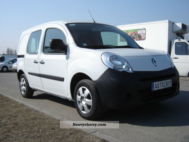 2010 Renault  Kangoo 1.5 DCI nowy model Van or truck up to 7.5t Other vans/trucks up to 7 photo