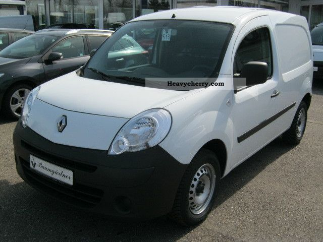 renault extra kangoo dci 85 air shelves 2008 box type delivery van photo and specs. Black Bedroom Furniture Sets. Home Design Ideas