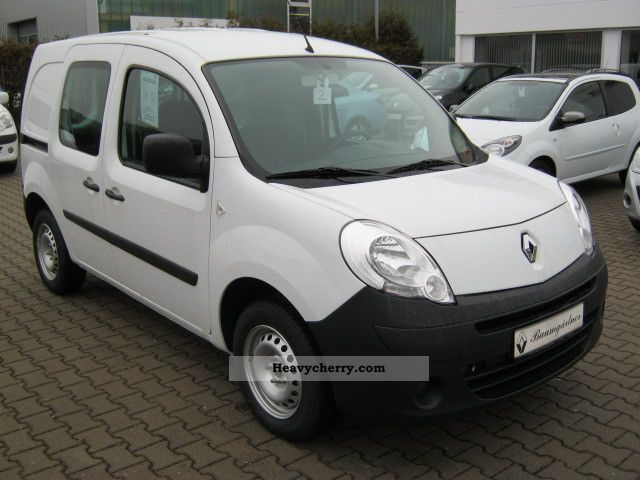 renault extra kangoo dci 85 climate 2011 box type delivery van photo and specs. Black Bedroom Furniture Sets. Home Design Ideas