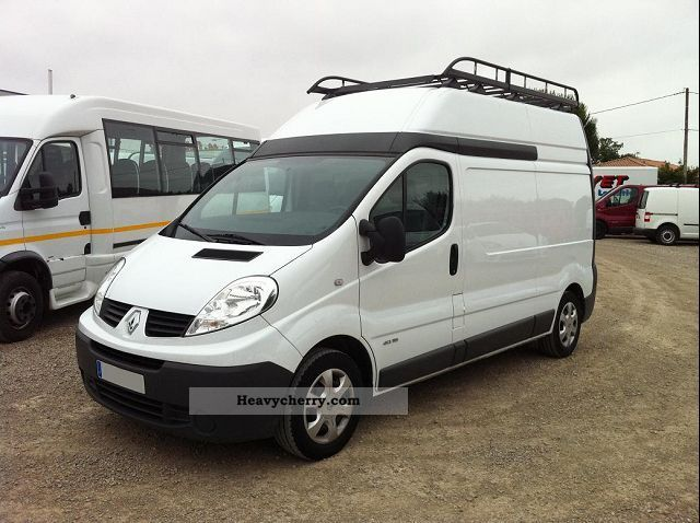 2008 Renault  TRAFFIC L2H2 DCI 115CV 1T2 COMFORT Van or truck up to 7.5t Box-type delivery van photo