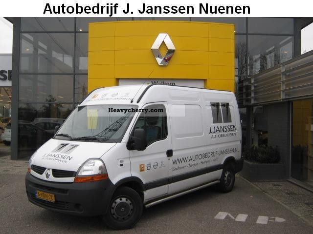 2009 Renault  Master 2.5DCI Quickshift 358/3500 L2H2 T35 Van or truck up to 7.5t Box-type delivery van photo