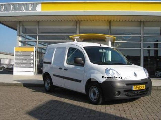 2008 Renault  Kangoo Express 1.5 Dci Grand Confort Van or truck up to 7.5t Box-type delivery van photo