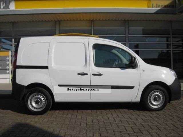 renault kangoo express 1 5 dci grand confort 2008 box type delivery van photo and specs. Black Bedroom Furniture Sets. Home Design Ideas