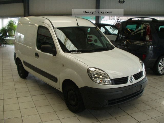 renault kangoo dci 85 workshop built bott vario 2007 box type delivery van photo and specs. Black Bedroom Furniture Sets. Home Design Ideas