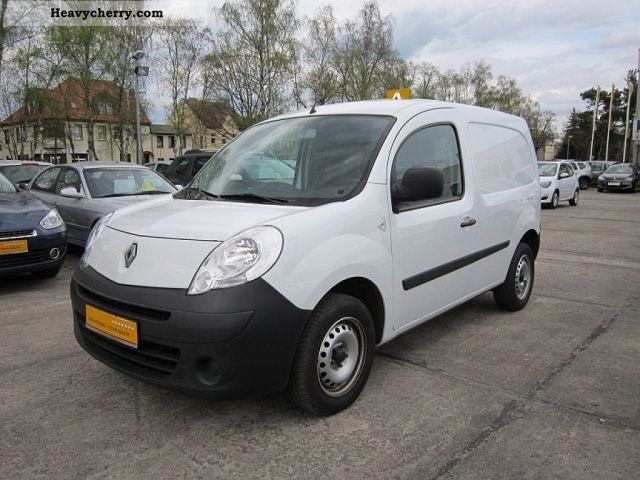renault extra kangoo 1 5 dci 2008 box type delivery van photo and specs. Black Bedroom Furniture Sets. Home Design Ideas