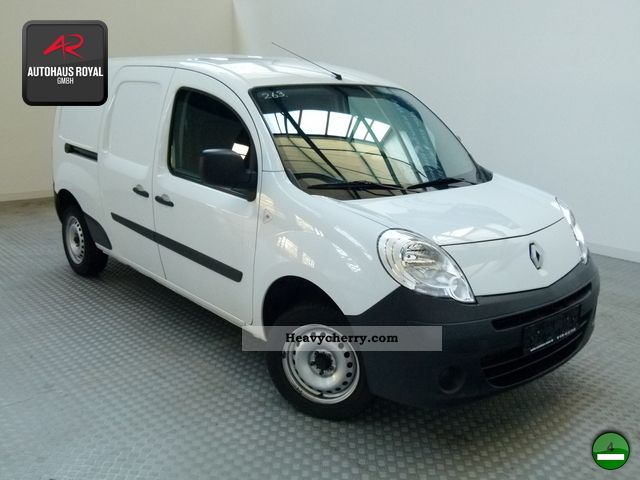 renault kangoo 1 5 dci maxi extra 2010 other vans trucks up to 7 photo and specs. Black Bedroom Furniture Sets. Home Design Ideas