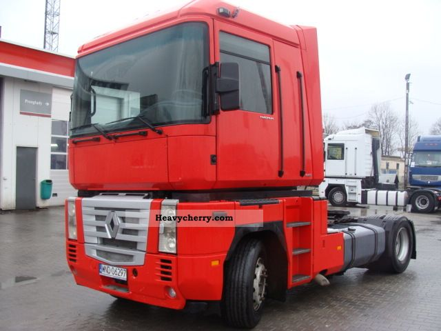2005 Renault  Magnum 440 e-tech! Good For UKRAINE! Semi-trailer truck Standard tractor/trailer unit photo