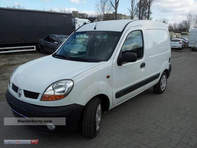 renault kangoo 1 5 dci zadbany extra 2003 other vans. Black Bedroom Furniture Sets. Home Design Ideas