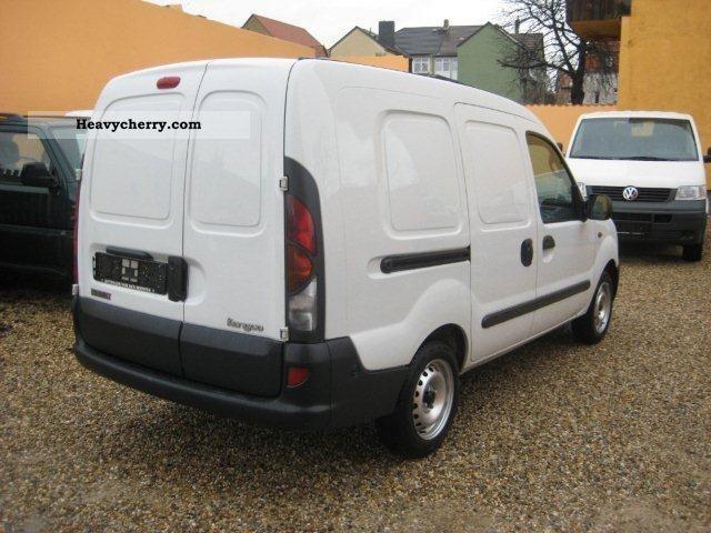 renault kangoo van maxi 1 9 long wheelbase 2000 box type. Black Bedroom Furniture Sets. Home Design Ideas
