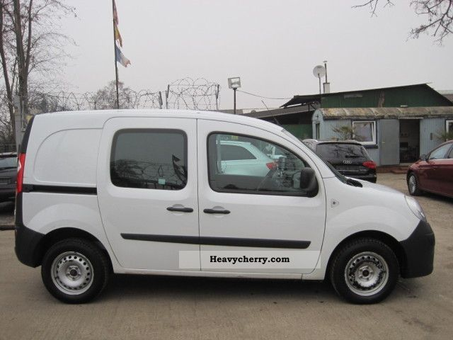 renault kangoo 1 5 dci 2008 box type delivery van photo and specs. Black Bedroom Furniture Sets. Home Design Ideas