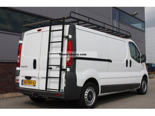 renault trafic l2h1 2 0cdti 90pk airco navi 2008 box type delivery van photo and specs. Black Bedroom Furniture Sets. Home Design Ideas
