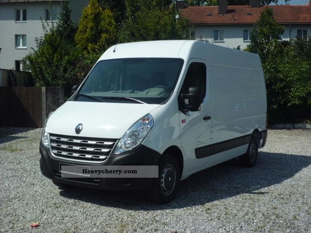 2011 Renault  Master L2H2 125HP 3.5 to € 5 Air is not an EU Van or truck up to 7.5t Box-type delivery van - high photo