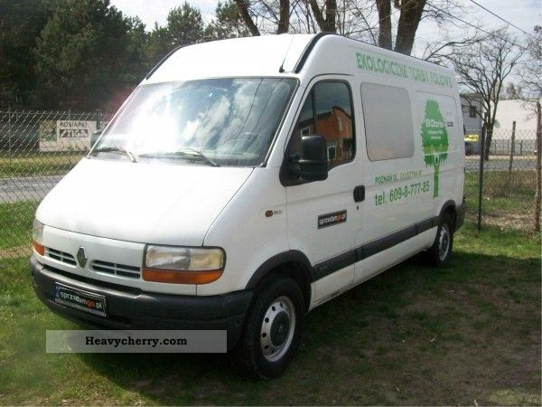renault master 2 5 dci sprzedamgo 2003 other vans trucks up to 7 photo and specs. Black Bedroom Furniture Sets. Home Design Ideas
