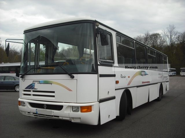 Renault Karosa Recreo C51034 Euro2 Top Condition 1997 Coaches Photo And Specs