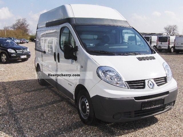 renault t29 trafic 2 5 dci 146 l2h2 2010 other vans trucks up to 7 photo and specs. Black Bedroom Furniture Sets. Home Design Ideas