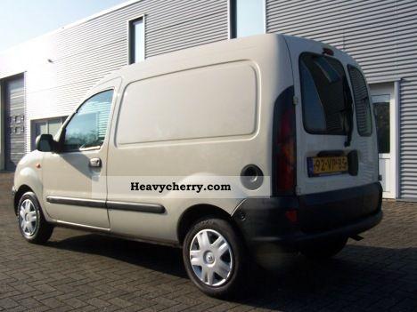 renault kangoo 1 9d rl 55 bwj 2000 2000 other vans trucks up to 7 photo and specs. Black Bedroom Furniture Sets. Home Design Ideas