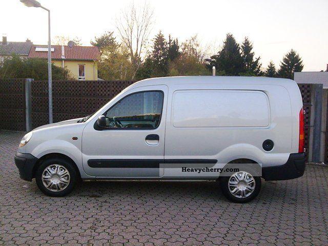 renault kangoo 1 hd rapid maxi truck registration 2005 box. Black Bedroom Furniture Sets. Home Design Ideas
