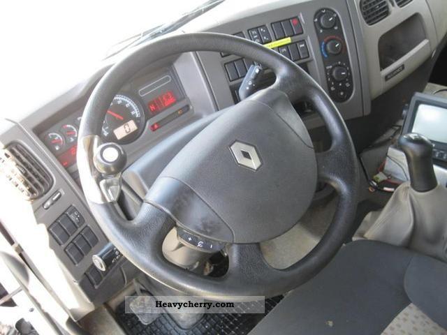Renault Premium 280dxi 4x2 Euro 4 2007 Car Carrier Truck