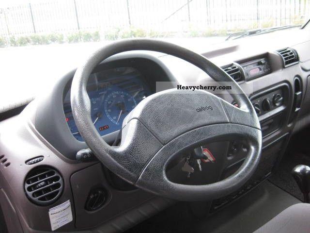 Renault master 2 8 dti l1h1 dubbel cabine 2000 box type for Interieur kangoo 2000