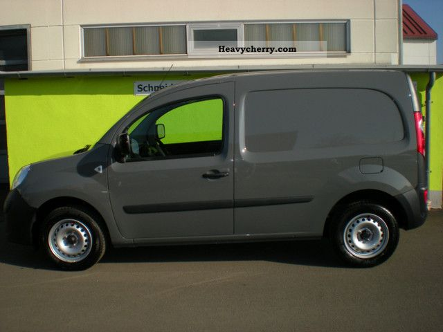 renault kangoo dci 90 fap extra 2012 box type delivery van photo and specs. Black Bedroom Furniture Sets. Home Design Ideas