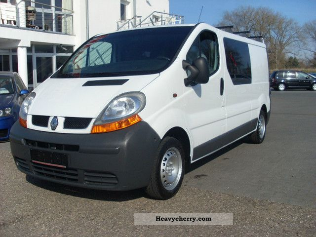 2005 Renault Trafic 1,9 Dci
