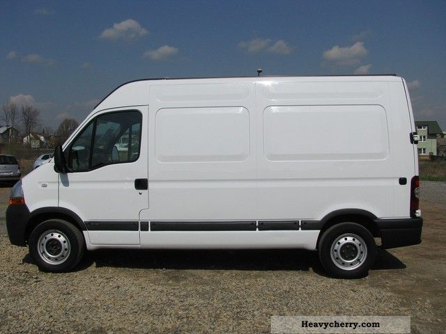renault master l2h2 klimatyzacja comfort 2008 other vans trucks up to 7 photo and specs. Black Bedroom Furniture Sets. Home Design Ideas