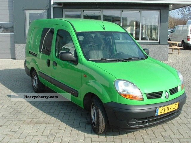 renault kangoo express 1 5 dci long 2005 box type delivery van photo and specs. Black Bedroom Furniture Sets. Home Design Ideas