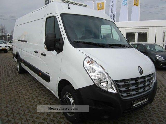 renault master dci 125 fap l4h2 refrigerated vehicle 2012. Black Bedroom Furniture Sets. Home Design Ideas