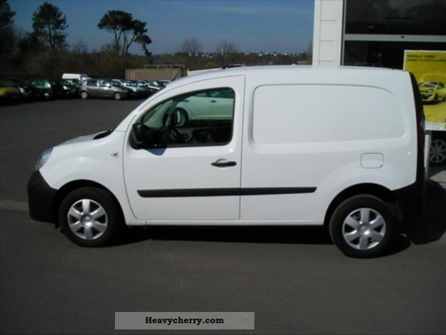 renault kangoo express grd confort dci85 2008 box truck. Black Bedroom Furniture Sets. Home Design Ideas