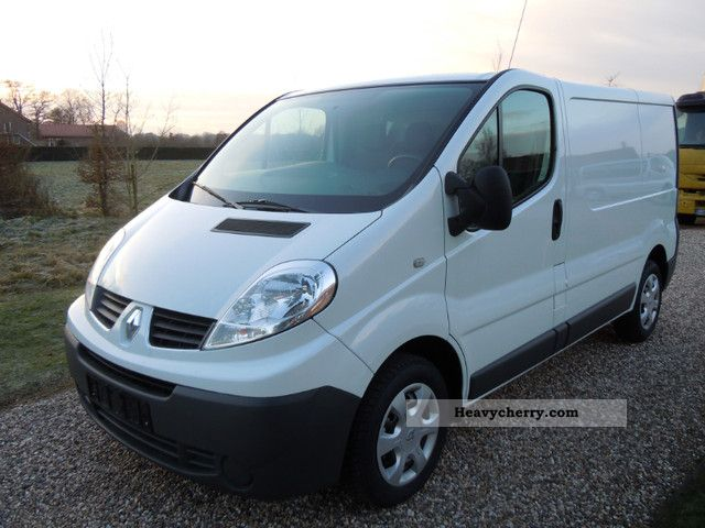 renault trafic l1h1 114hp 84kw air radio bluetooth 2012 other vans trucks up to 7 photo and specs. Black Bedroom Furniture Sets. Home Design Ideas