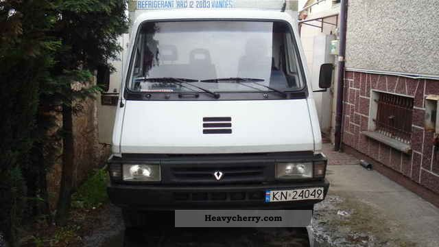 Truck Renault Mascott 150 65 Picture 1 Pictures To Pin On Pinterest Renault Mascott 150 Dxi Cooling 2008 Temperature Controlled Vans ...