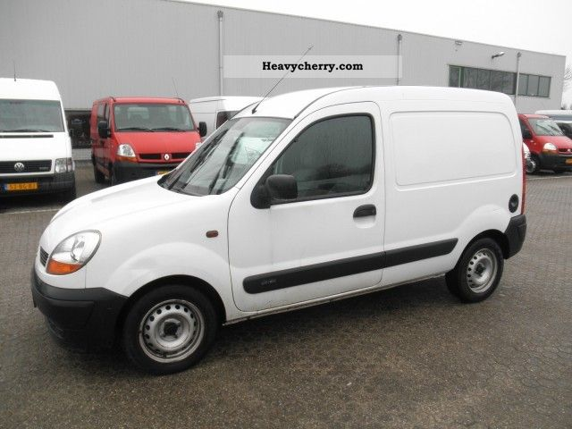 renault kangoo express 1 5 dci 42kw air br 24 py 2005 box type delivery van photo and specs. Black Bedroom Furniture Sets. Home Design Ideas