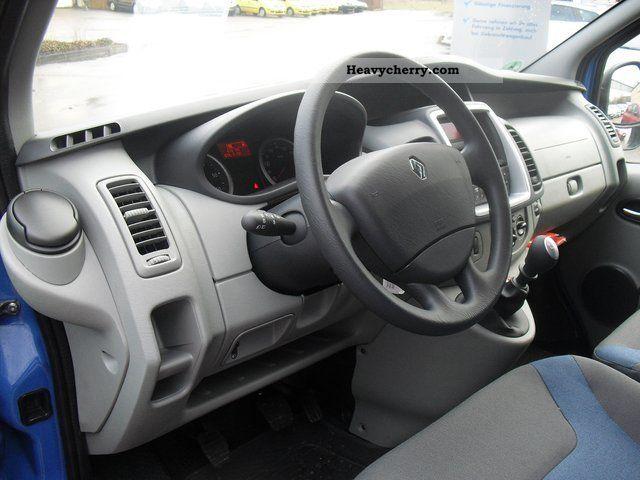 Renault Trafic Combi L2h1 2 9t 2 0 Dci 2011 Estate