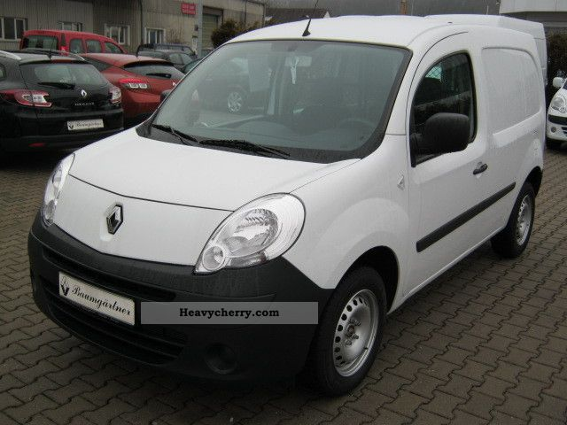 renault extra kangoo dci 85 climate 2012 box type delivery van photo and specs. Black Bedroom Furniture Sets. Home Design Ideas