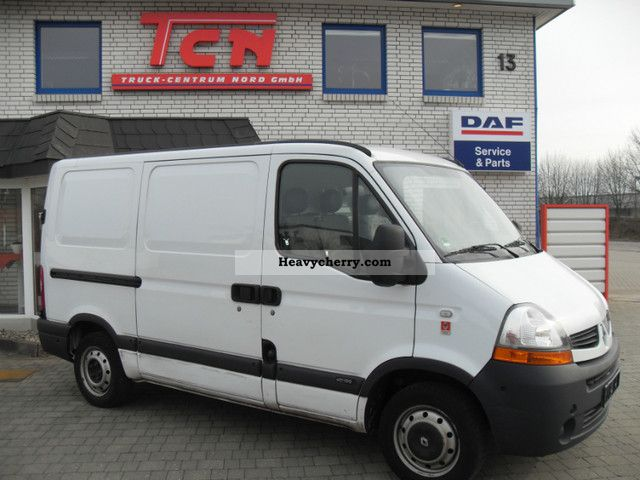 renault master l1h1 100dci 2009 box type delivery van photo and specs. Black Bedroom Furniture Sets. Home Design Ideas