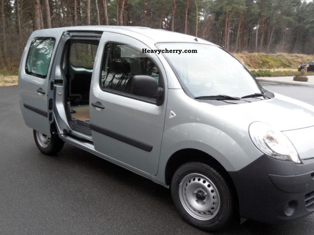 renault kangoo van 1 5 dci rapid 60x in stock 2012 box. Black Bedroom Furniture Sets. Home Design Ideas