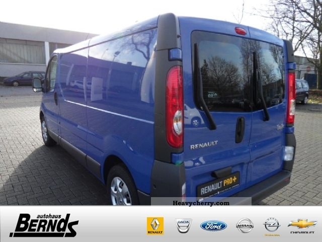 renault trafic l2h1 115 fap 2012 box type delivery van photo and specs. Black Bedroom Furniture Sets. Home Design Ideas